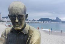 Praia de Copacabana / A mais famosa do mundo. Só isso.
