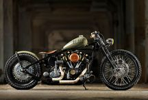 Harley Davidson / by Ema Saki