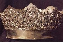diademas y coronas / coronas reales