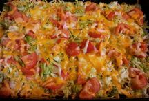 Gluten Free Casseroles / by Colleen Owens