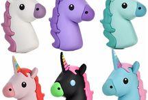 Accessori unicornosi