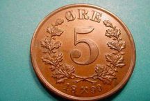 coin collecting Norway high grade