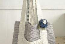Crochet Bag, Wallet, etc..
