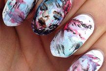 Nail Art / Nails, Nail Art, Manicure, Nail ideas, Nail Designs