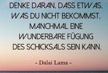 Zitate Dalai Lamas