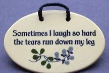 Humor! / by Amanda Schmidt-McBride