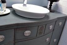 Bathroom / by Jacki Carucci-Dykhouse