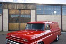 old chevy trucks