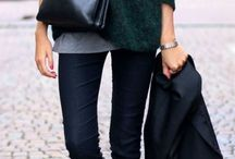 Casual Style - Inspiration / The best of casual styles, spotted by Parisian Personal Shopper Miriam Lasserre