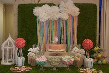 Mesa dulce para tu evento / detalles de mesa dulce para tu evento