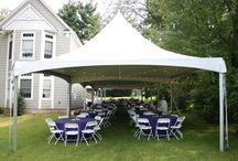 Weddings / Here are some examples of weddings we have set up.