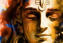 Shiva & Kali