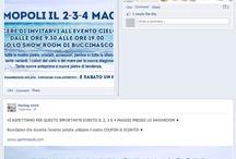 Social Network / Facebook www.facebook.com/Gemmopoli - Twitter www.twitter.com/Gemmopoli