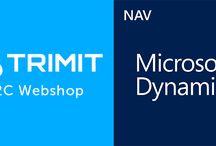 TRIMIT B2C | E-commerce / TRIMIT B2C. TRIMIT is a business software solution based on Microsoft Dynamics NAV
