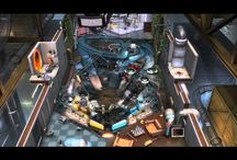 """Portal Pinball! / Zen Studios, in collaboration with Aperture Laboratories and Valve, is proud to present the """"Aperture Science Heuristic Portal Pinball Device"""", proving that persistent experimentation is not only the hallmark of good science for the benefit of mankind, but also incalculably fun!"""