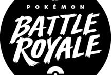 Pokemon Battle Royale / 151 Pokémon, 151 artists. / by Michelle Behar