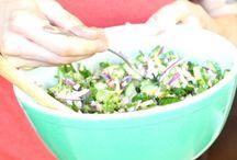Raw salads / by christa cornaz