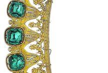 19e eeuwse sieraden