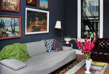 Inspiring Living spaces/ Home, sweet home