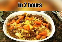 Instant pot- frozen meat