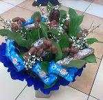 netradiční kytice