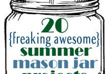 Mason jar projects