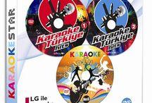 Karaoke /    Artvizyon, başarılı müzik yapımlarının yanısıra 2005 yılında Türkiye'nin ilk Karaoke DVD'sini yayınlayarak dinleyicilerin beğenisine sundu. Türkiye'ye karaoke'yi tanıtmayı ve sevdirmeyi de amaçlayan firma kısa zamanda karaoke yapımlarının sayısını da arttırarak Türkiye'nin en önemli Karaoke yapımcısı durumuna da gelmiş oldu.
