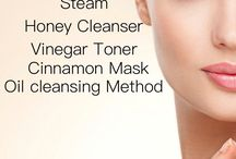 Skin care acne free