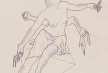 Prolifique / Paintings, Drawings and Illustrations