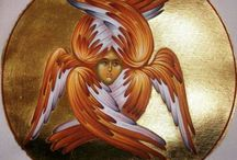 ikony - cherubini serafini