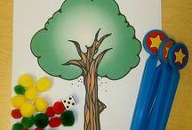 1:1 correspondence activities / Math activities