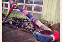 Yarn Bombing / by Darn Good Yarn