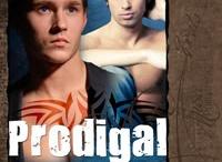 """Prodigal"" Series Storyboard / My paranormal novella series: Prodigal, Frozen, Chosen."