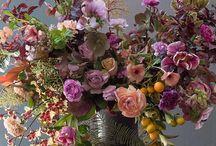 blij word bloemen