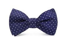 Autumn 2014 / Autumn collection of pretied and selftied bow ties from marthu.