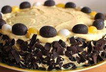 Zoet / Gebak, cake, chocolade en toetjes