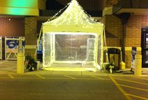 Holiday Tents & Parties  / Advantage Tent & Party Rental can supply a wide rage of rental products. Check out our website www.advantagetentrental.com