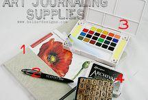 Art Journaling/Crafting ideas
