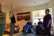 Victoria Yoga Teacher Training / by evolation yoga