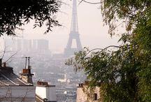 Paris, die Stadt der Liebe, ®™