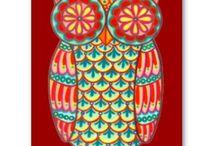 Owls / by Susan Petosa