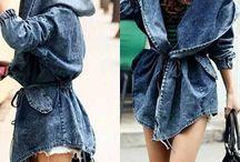Sewing - jackets