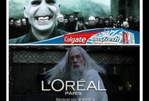 Harry potter / Harry potter and Harry jokes