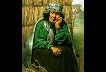 Paintings / Western Art, Paintings, Realism