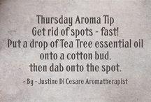 Aroma Tips