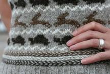 Knitty stitches / by Trine Kok