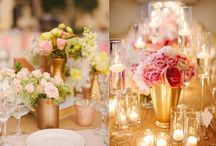 Gold & Blush Wedding Inspiration