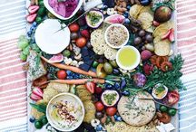 Healthy Platters / An inspirational board for gatherings and to celebrate all things food in every way with friends and family!