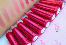 100% Pure Lips / All the 100% Pure Lip colors and products! / by 100% Pure