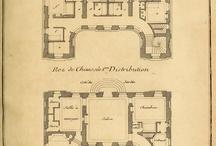 Château floorplan